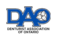 Denturist Association of Ontario logo